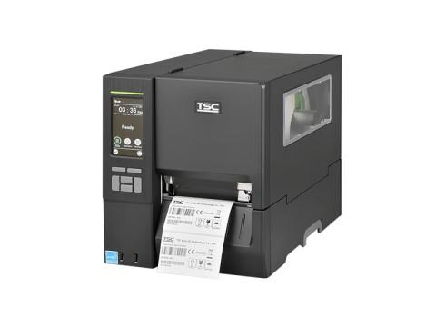 MH341T - Etikettendrucker, thermotransfer, 300dpi, USB + RS232 + Ethernet