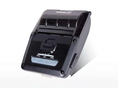 LK-P34 - Mobiler Thermo-Bondrucker, 80mm Papierbreite, manueller Abschneider, USB + Bluetooth (Android / IOS)