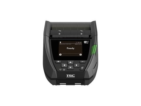 Alpha-30L - Mobiler Beleg- und Etikettendrucker, 80mm, 203dpi, USB-C + Bluetooth (iOS), linerless