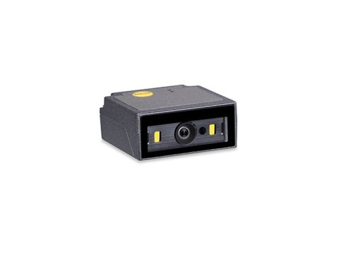 AS-2320-HD - 2D-Einbau Barcodescanner High Density im Metallgehäuse (Zink-Druckgusslegierung) und USB-Anschluss