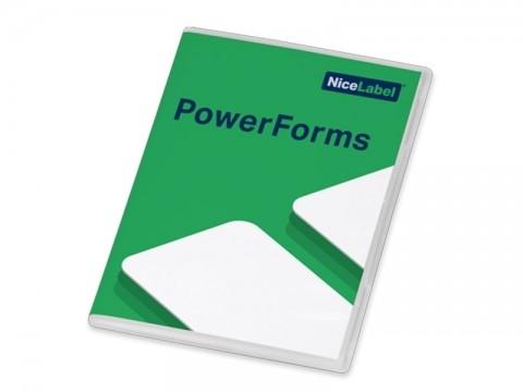 PowerForms Suite, 10 Drucker