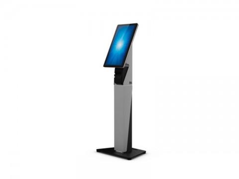 """Wallaby - Self-Service-Kassentischständer mit Bodenständer und 19.5"""" (49.53 cm) Touchscreen mit Windows 7"""