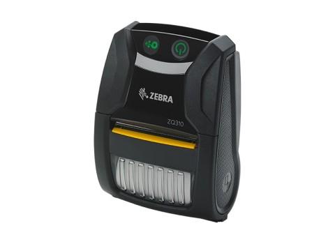 ZQ310 - Mobiler Belegdrucker für den Aussenbereich, max. Druckbreite 48mm, USB + Bluetooth 4.0, linerless