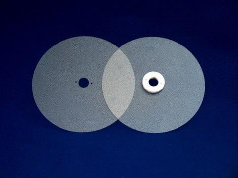 Innerer Flansch (300mm, für Quick-Chuck, Kern 70, 76 und 100mm) für CAT-3-CHUCK, CAT-3-TA-CHUCK, CAT-40-Serie, CAT-4-CHUCK, CAT-3-LC-Serie