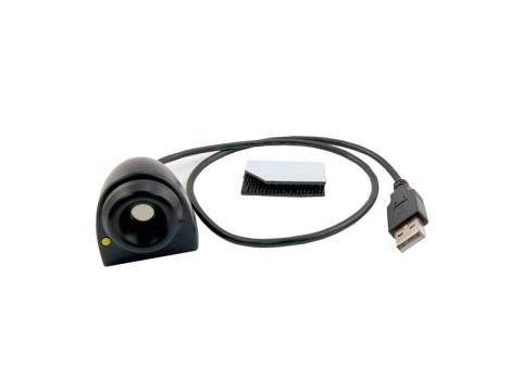 RFID-Kellnerschloss - USB Keyboard Mode, schwarz, Kabel 1.4m
