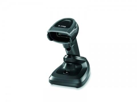 DS8178 - Kabelloser 2D-Imager, Standard Reichweite, USB-Präsentations-KIT, schwarz