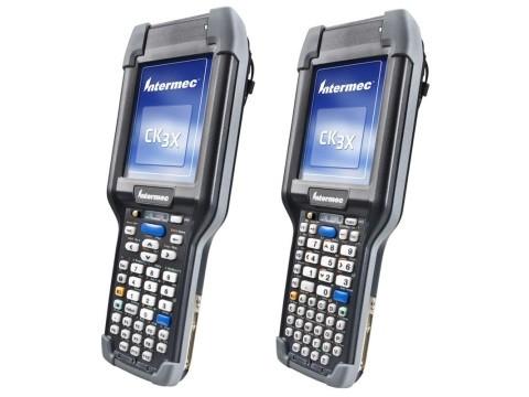 CK3X - mobiler Computer, Numerische Tastatur, 2D Area Imager (EA30), WLAN EU, WEH PREM, LP