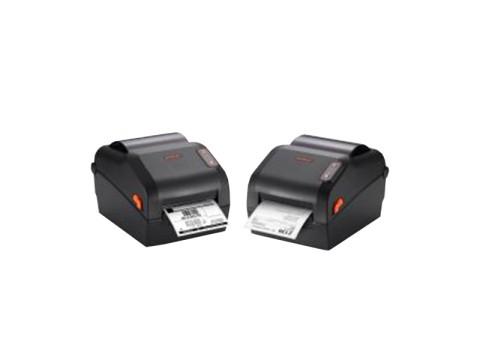 XD5-43d - Etikettendrucker, thermodirekt, 300dpi, USB + USB Host, schwarz