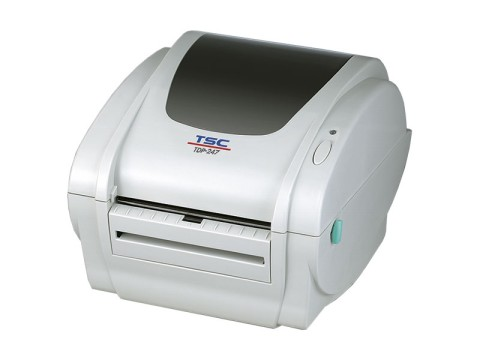 TDP-345 - Etikettendrucker, thermodirekt, 300dpi, USB + RS232 + Parallel