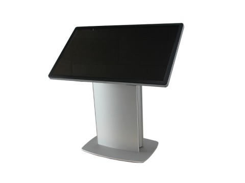 """IT-411-55 - Kiosk-Informations-System (High Info Desk) mit 55"""" (139.7 cm) Infrarot-Touch, ohne PC"""