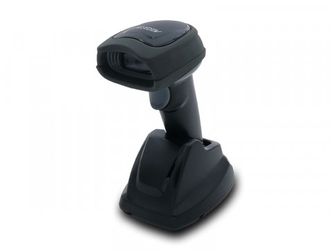 AS-3310 - Kabelloser 2D-Barcodescanner, Bluetooth, USB-Kit