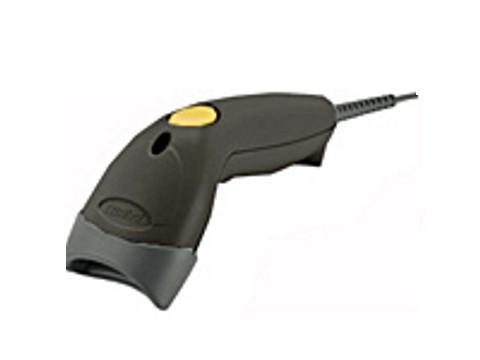 LS1203 - Handscanner-Laser, USB-KIT mit Standfuss, schwarz