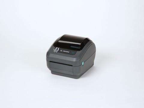 GK420d - Etikettendrucker, 203dpi, Thermodirekt, r2.0 USB, USB + RS232 + LPT, EPL und ZPL