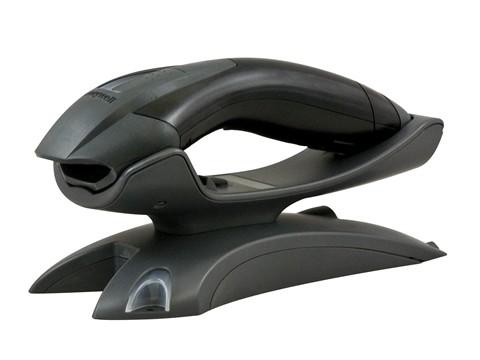 Voyager 1202g - Kabelloser Einlinien-Laserscanner, USB-KIT, Bluetooth, schwarz
