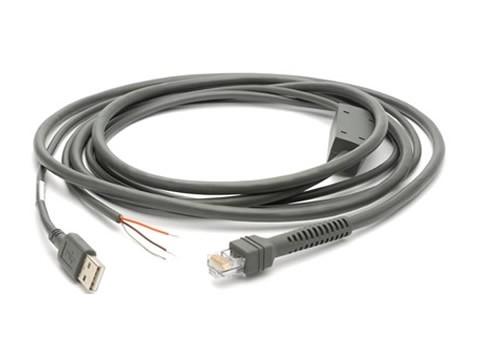 USB-Kabel - (Serie A Verbindung, 2.8m, gerade), mit EAS für DS9808