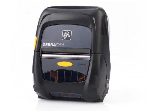 ZQ510 - Mobiler thermodirekt Etikettendrucker mit 203dpi und 72mm Druckbreite mit USB, Bluetooth und WLan