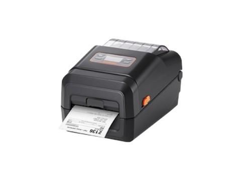 XL5-40 - Etikettendrucker für trägerlose Etiketten, thermodirekt, 203dpi, USB 2.0 + USB Host, 64MB SDRAM, 128MB Flash
