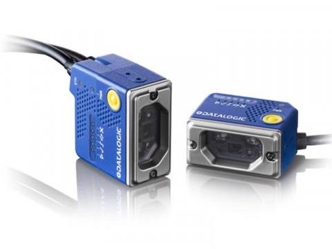 Matrix 120 210-011 - Stationärer 2D-Barcodescanner, WVGA-Sensor, RS232 + USB + LAN, ESD