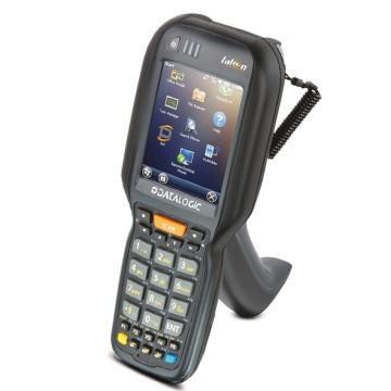 Falcon X3 Plus - Mobiler Computer mit Pistolengriff, 29 Tasten F-Numerisch, Windows Embedded Handheld, Kamera, AR XLR Laser-Barcodescanner