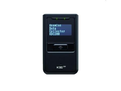 KDC200iM - Datensammler, 1D Barcodes, Bluetooth, USB und Seriell, schwarz