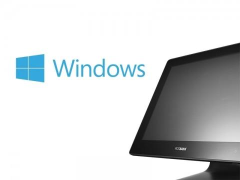 APEXA Prime Touchsystem (Pentium 4415U), schwarz + Microsoft Windows 10 IoT Enterprise 2019 LTSC Value