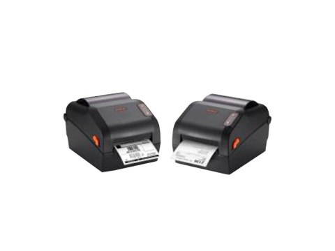XD5-43d - Etikettendrucker, thermodirekt, 300dpi, USB + USB Host + RS232 + Ethernet, schwarz