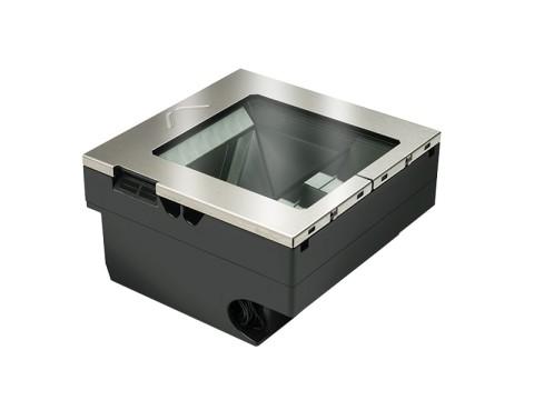 Magellan 3510HSi - 2D-Einbau-Barcodescanner, Saphir-Glas, Standard Einbaurahmen mit Einsatz, USB + RS232