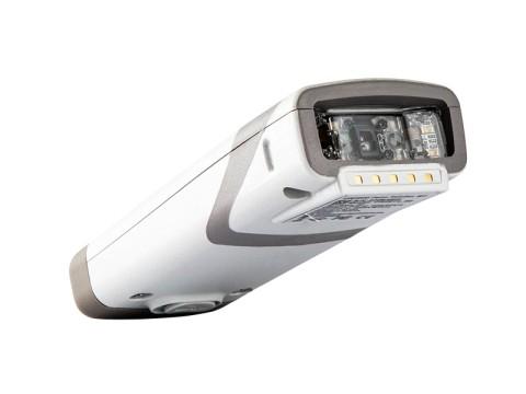 CR2600 - Handflächen-Lesegerät, 2D-Imager, Bluetooth, weiss