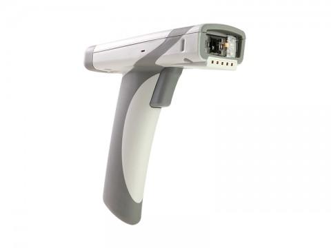 CR2600 - 2D-Imager mit Pistolengriff, Bluetooth, weiss, KIT inkl. Akku, Lade- und Übertragungsstation und USB-Kabel