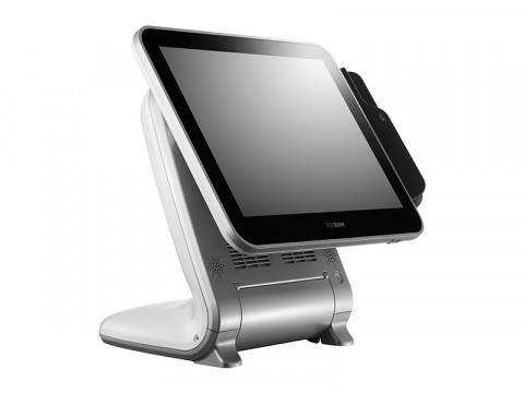 """AnyShop Prime J1900 - Lüfterloses Touchsystem mit Intel Celeron J1900 Quad Core und kapazitivem 15"""" (38.1cm) Touchscreen, weiß"""