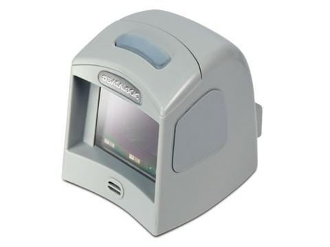 Magellan 1100i - Omnidirektionaler Präsentationsscanner, 2D, Multi-Interface, ohne Button, hellgrau