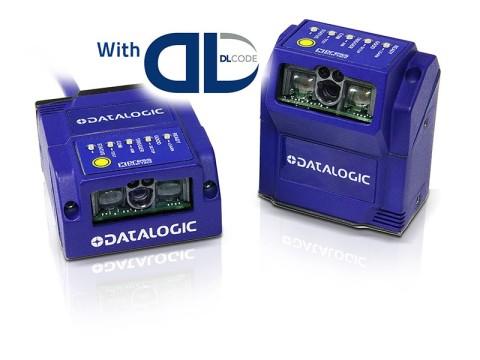 Matrix 210N 212-001 - Stationärer Barcodescanner mit abgewinkelter Optik, serieller Anschluss, mittlerer Fokus, ESD Schutz