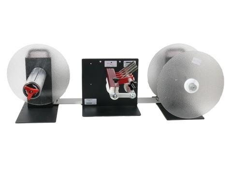 S-200S komplette Etiketten-Schneide-Station für 76mm Kerne