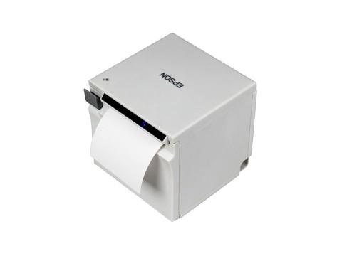TM-m30II - Bon-Thermodrucker, USB + Ethernet, weiss