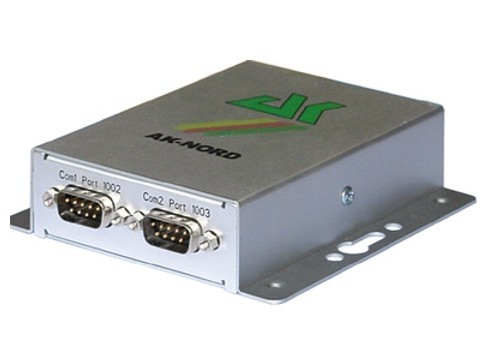 ComPoint LAN XXL - Deviceserver, RS232/485 to Ethernet 10/100, inkl. 5 Volt Netzteil