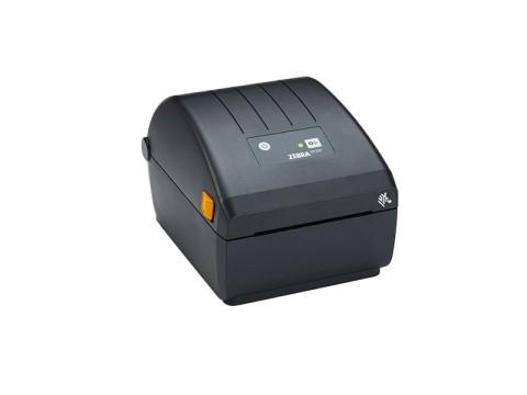 ZD230 - Etikettendrucker, thermodirekt, 203dpi, USB, schwarz