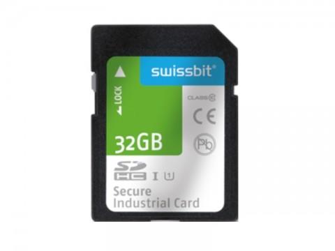 TSE-Swissbit - SD Karte, Laufzeit 5 Jahre ***für SAM4S Kassen Updates bis BJ 12.2019 ***