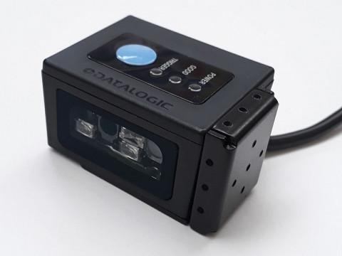 DSM0400 - Stationärer 2D-Barcodescanner, MP-DL, USB + RS232, RJ-45