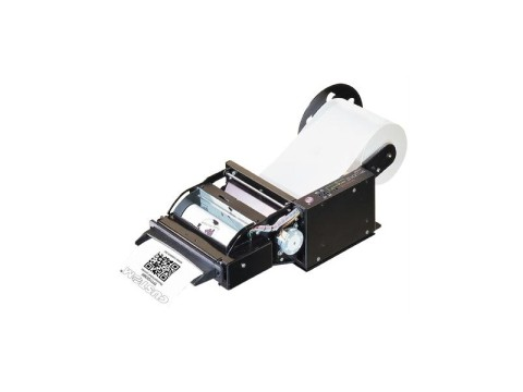 TPTCM112III - Motorisierter Einbaudrucker mit RS-232 und USB