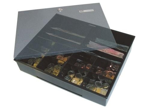 KE 35-D - Kasseneinsatz mit abschliessbarem Deckecl für 35/33 E-KE-D