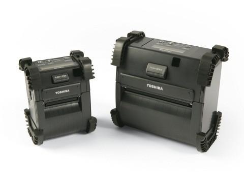 B-EP4DL-GH42 - Mobiler Etikettendrucker, Thermodirekt, 203dpi, Druckbreite 50 - 104mm, IrDA, USB, WLAN