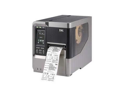 MX641P - Etikettendrucker, thermotransfer, 600dpi, USB + RS232 + Ethernet