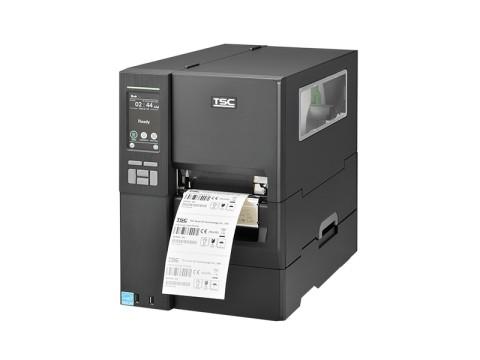 MH641P - Etikettendrucker, thermotransfer, 600dpi, USB + RS232 + Ethernet, interner Aufwickler