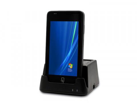 """DT5000 Xplore - Enterprise PDA mit 5"""" Touchdisplay, WLAN, Bluetooth, NFC und Windows Embedded Compact 7"""