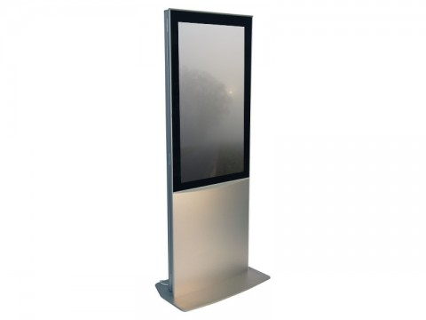 "IT-311-43 - Kiosk-Informations-System (Stele) mit 43"" (109.22 cm) Display, ohne PC"