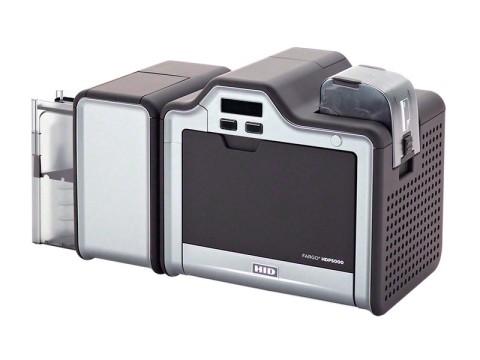 HDP5000 - Beidseitiger Farbkartendrucker, USB + LAN