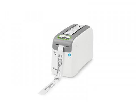 ZD510-HC - Armband-Drucker, thermodirekt, 300 dpi, USB, USB Host, Ethernet, BTLE
