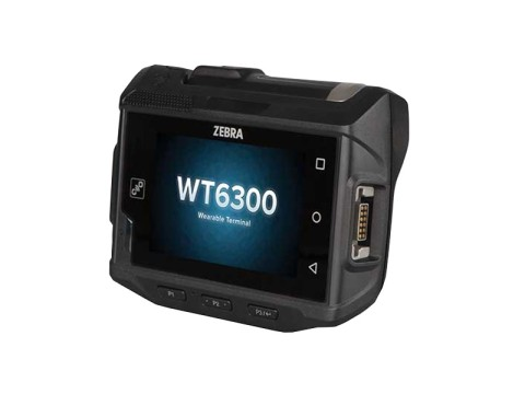 WT6300 - Tragbarer Computer mit Android 10, USB + Bluetooth + WLAN, Hochleistungs-Akku, Wavelink
