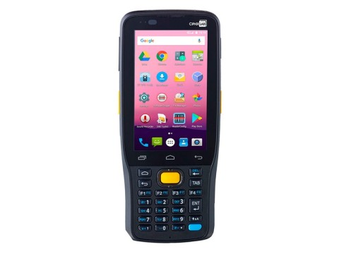 RK25 - Mobiles Terminal, 2D-Medium-Imager, Android 9.0, Bluetooth, Wi-Fi, GPS, NFC, LTE, 25 Tasten, 2 Sim-Slots