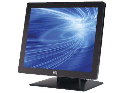 """1517L - 15"""" Touchmonitor, resistiv ZB, entspiegelt, USB und RS232, schwarz"""
